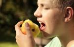 Что предпринять при случайном укусе губы