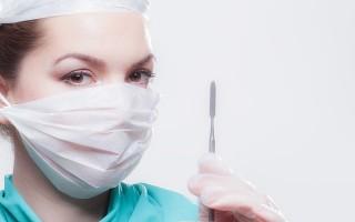 Процедура удаления биополимера из губ