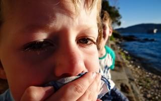 Какое необходимо лечение, если ребенок прокусил губу изнутри