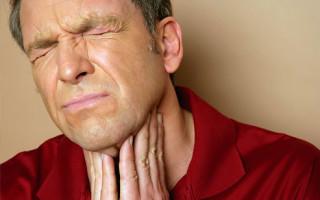 Почему из-за горла появляется неприятный запах во рту