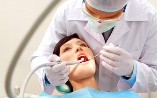 Процедура установки зубной коронки