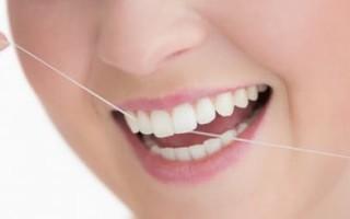 Как правильно использовать зубную нить