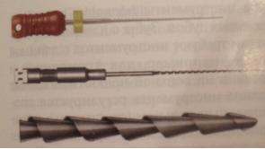 Инструменты для корневых каналов
