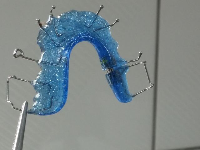Зубная пластинка