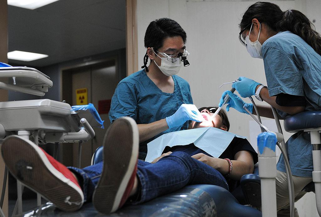 Лечение хронического периодонтита в стадии обострения — Зубы